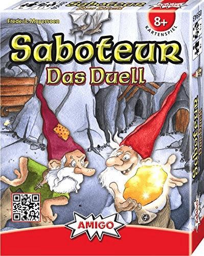 Amigo Saboteur - Das Duell