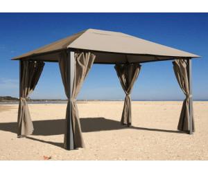 grasekamp paris pavillon 3x4m ab 303 59 preisvergleich bei. Black Bedroom Furniture Sets. Home Design Ideas