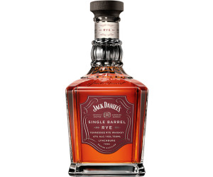 jack daniels single barrel rye 0 7l 47 ab 36 80 preisvergleich bei. Black Bedroom Furniture Sets. Home Design Ideas