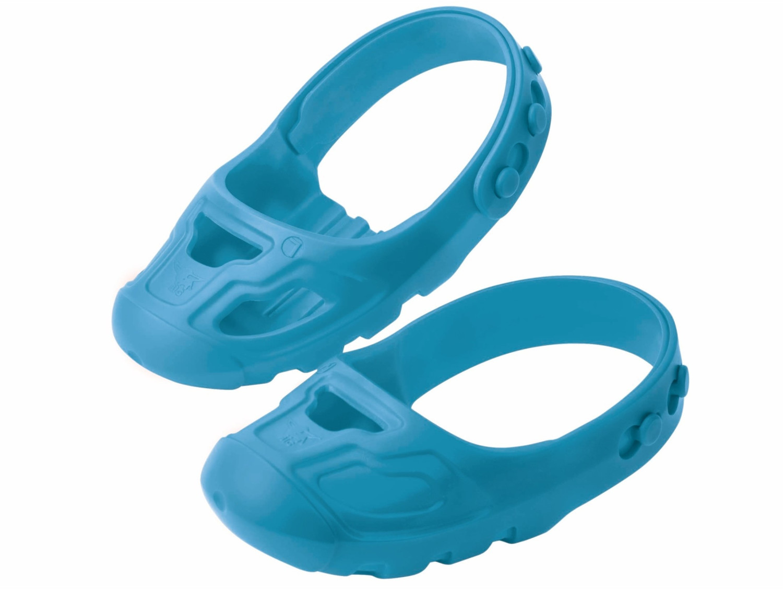 Big Shoe Care blau