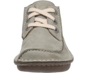 Clarks FUNNY DREAM Grau Schuhe Derby Schuhe Damen 82