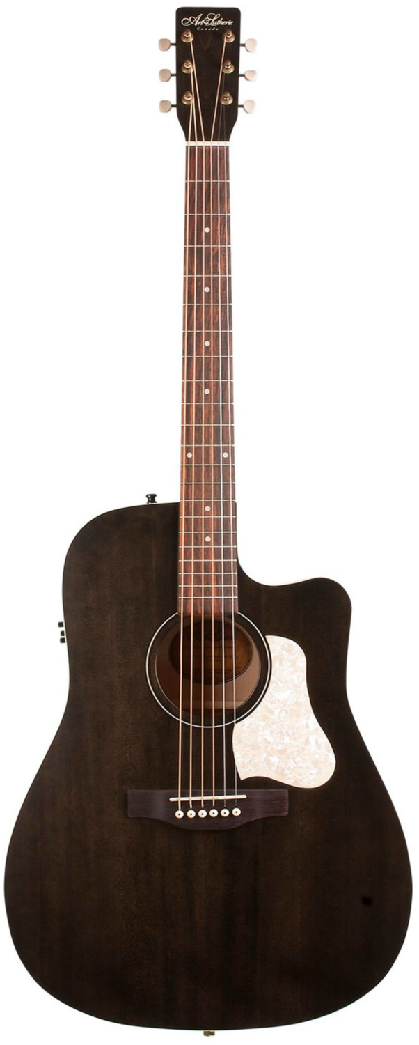 Image of Art & Lutherie Americana Faded Black CW QIT