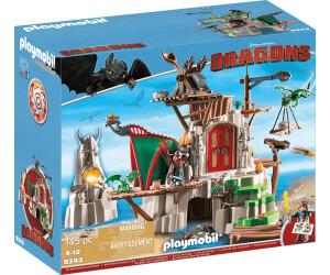Playmobil Dragons Berk 9243 Ab 38 99 Preisvergleich Bei
