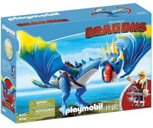 Playmobil Dragons - Astrid und Sturmpfeil (9247)