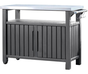 keter buffet ext rieur barbecue plancha au meilleur prix sur. Black Bedroom Furniture Sets. Home Design Ideas