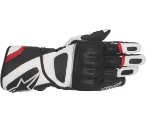 Herren Ganzj/ährig Motorradhandschuhe kurz SP-8 V2 Lederhandschuh Sportler Alpinestars Motorradschutzhandschuhe