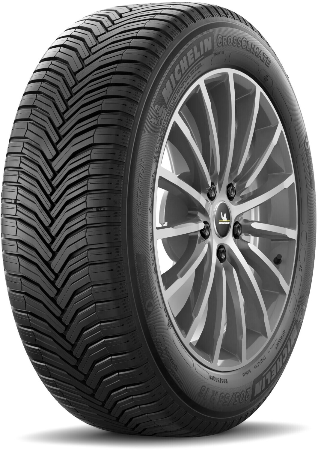 Michelin CrossClimate+ 205/55 R17 91V
