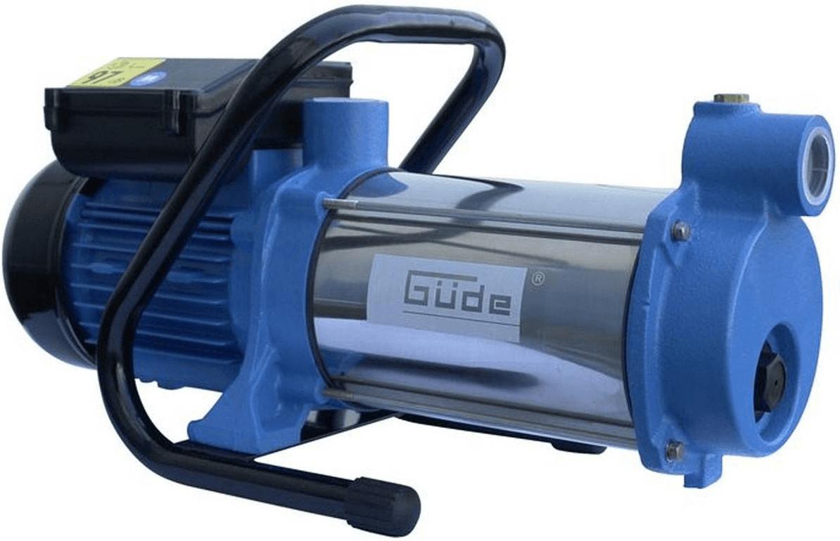 Güde Gartenpumpe MP 120/5A/GJ