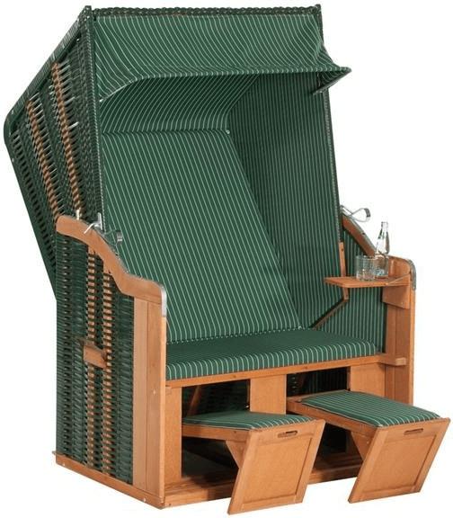 SunnySmart Rustikal 50 Basic (Geflecht grün) (D...