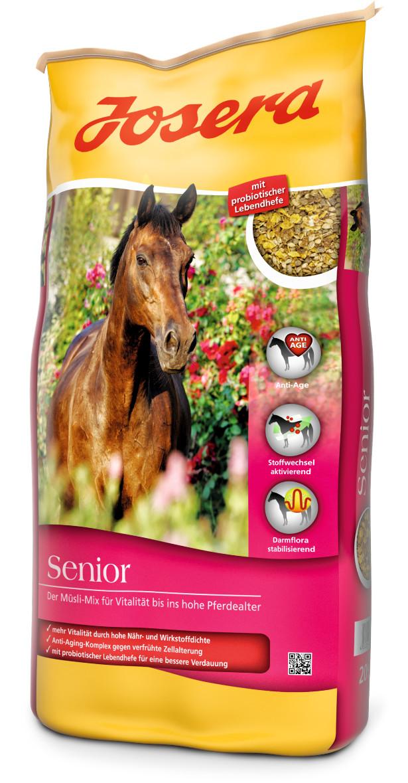 Josera Senior Pferdefutter 20kg