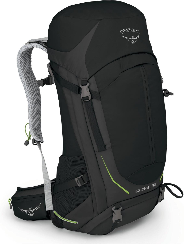 Osprey Stratos 36 M/L black