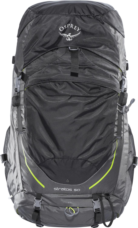 Osprey Stratos 50 S/M black