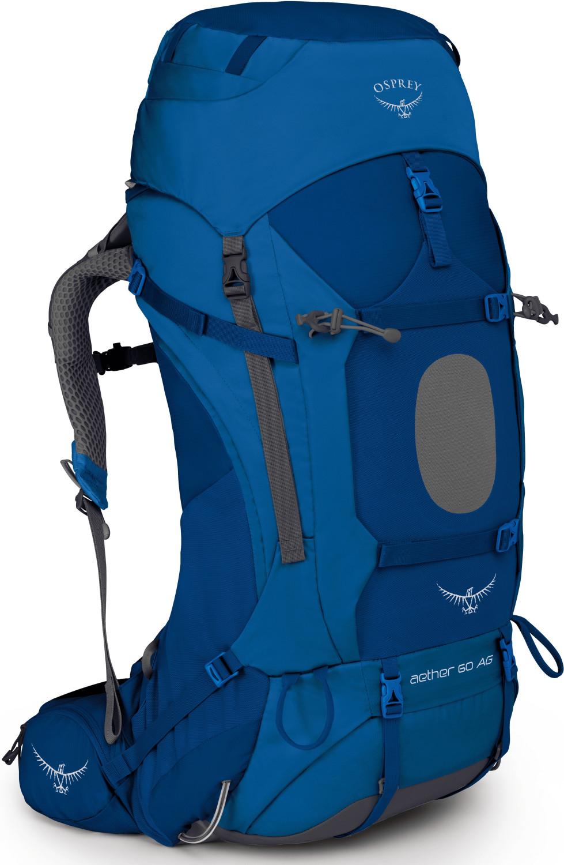 Osprey Aether AG 60 M neptune blue