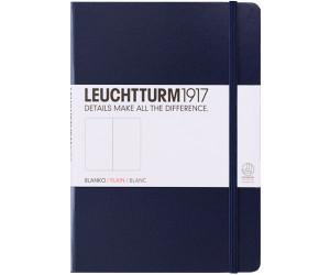 Leuchtturm1917 Notizbuch Master Slim Blanko marine