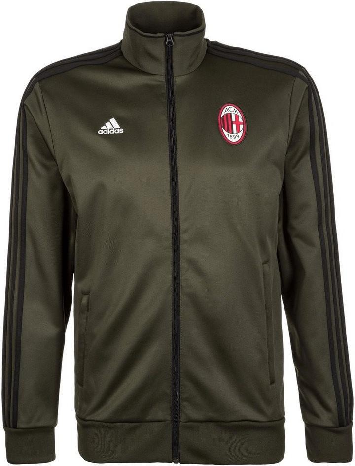Adidas AC Mailand 3-Streifen Track Top Jacke ni...