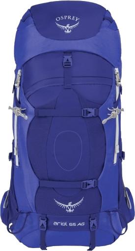 Osprey Ariel AG 65 M tidal blue