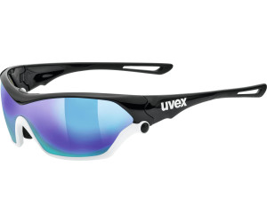 Uvex Sportstyle 705 Sportbrille - black white 4tivJvx
