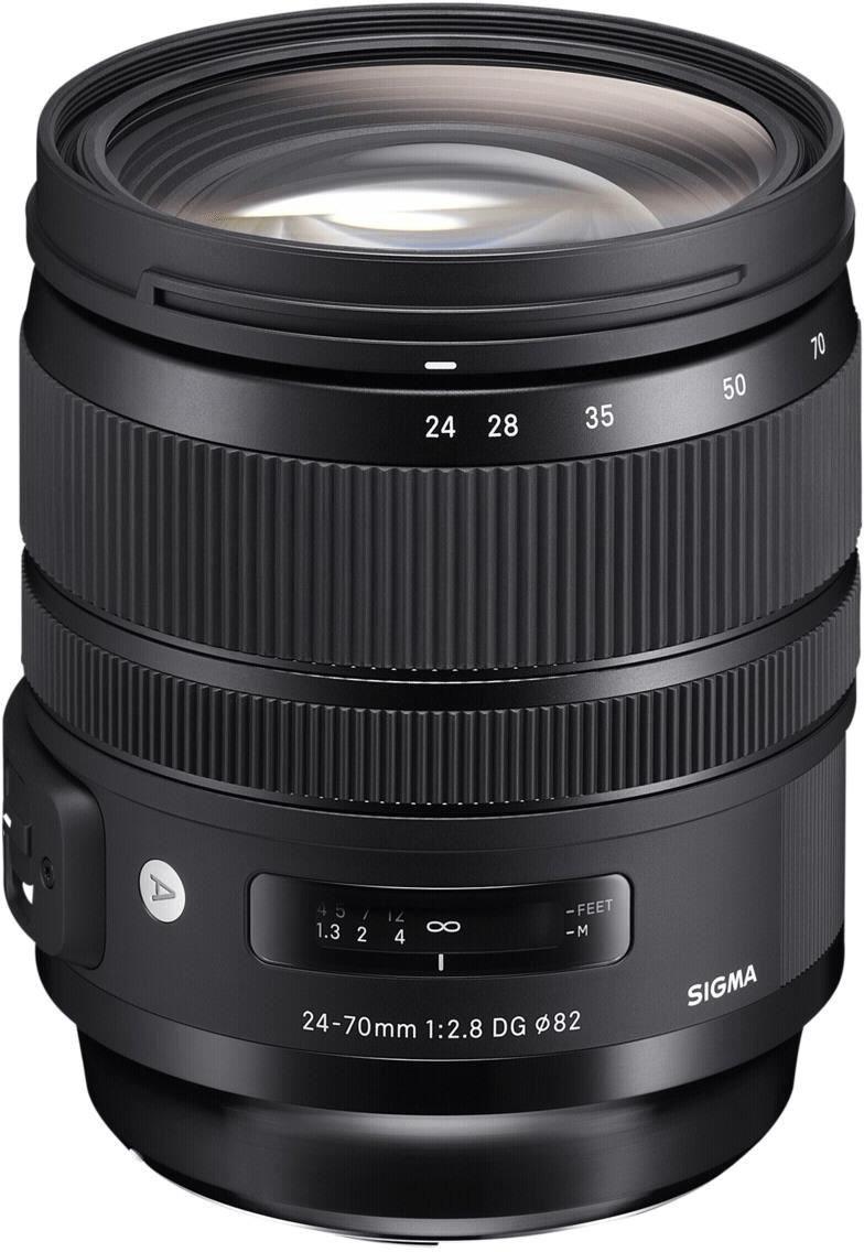 Sigma 24-70mm F2,8 DG OS HSM Art [Canon]
