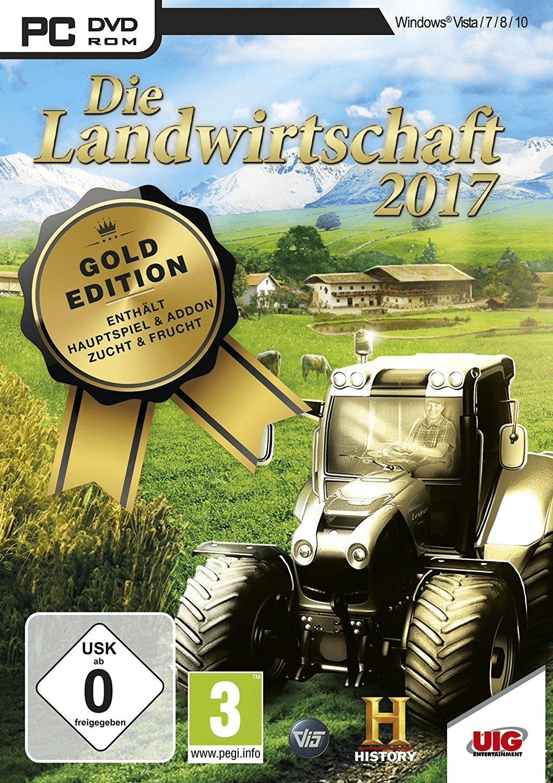 Die Landwirtschaft 2017: Gold Edition (PC)