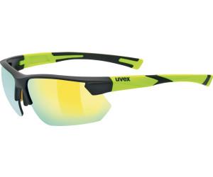 Uvex Sportbrille »sportstyle 221 Glasses«, weiß, weiß