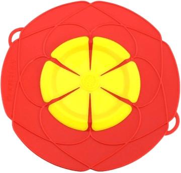 Kochblume Kochblume groß Ø 33 cm rot