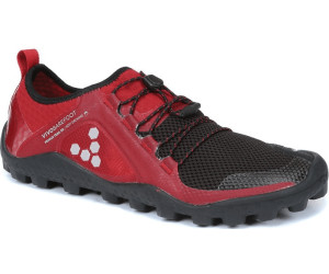 Vivobarefoot Primus Trail Soft Ground red/black