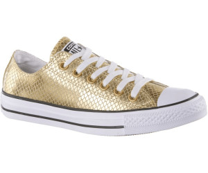 Converse Chuck Taylor All Star Low Metallic Scaled Leather