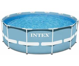Intex prism frame 366 x 76 cm 28712 au meilleur prix sur - Intex prism frame ...
