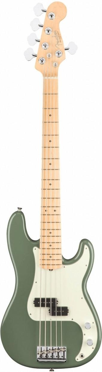 Fender American Professional Precision Bass V A...