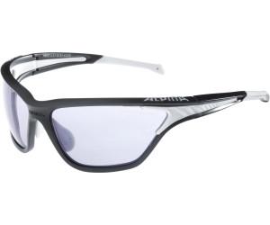 Alpina Lunettes de sport unisexe black matt-white BsUsgWgf3J