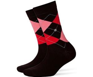Burlington Women's socks Queen black/red (22040-3001)