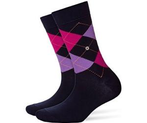 Burlington Women's socks Queen dunkelblue (22040-6120)