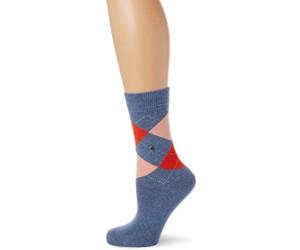 Burlington Women's socks Queen blue/light jeans (22040-6662)