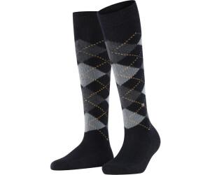 Burlington Knee socks Whitby anthrazit (22319-3087)