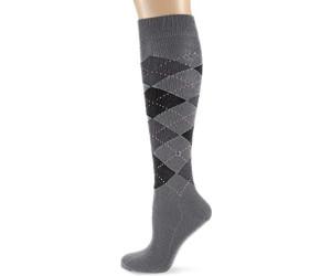 Burlington Knee socks Whitby grey (22319-3397)