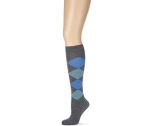 Burlington Knee socks Marylebone grey/middle (22382-3077)
