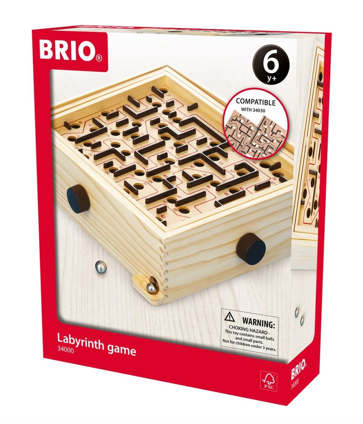 Brio Labyrinth