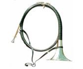 110 dB f/ür PKW LKW Booten Motorr/ädern ECD Germany Retro Hupe Waltons Fanfare Oldtimer Horn 12V