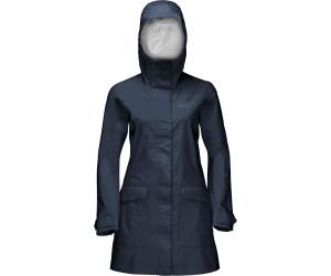 Women Midnight Jack 99 Ab Wolfskin Blue Crosstown Raincoat € A54RjLc3qS