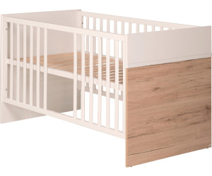 roba pepe kombi kinderbett wei san remo 72691 ab 248 00 preisvergleich bei. Black Bedroom Furniture Sets. Home Design Ideas