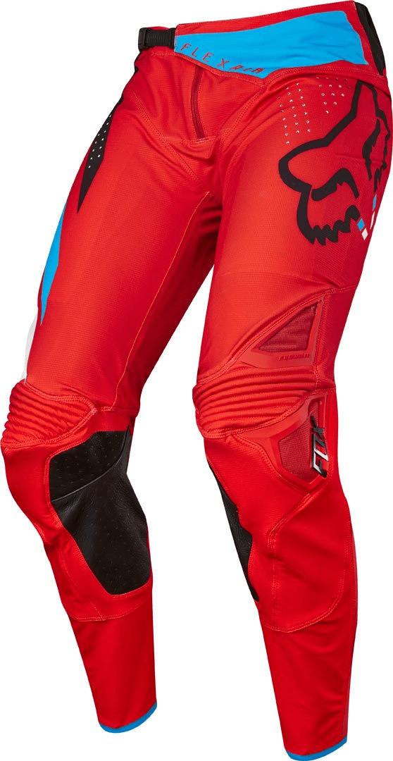 Fox Flexair Seca MX Pants red