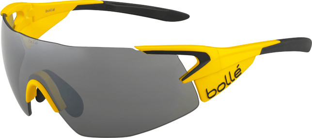 Image of Bollé 5th Element Pro 12070 (matte yellow-grey/TNS gun oleo AF)