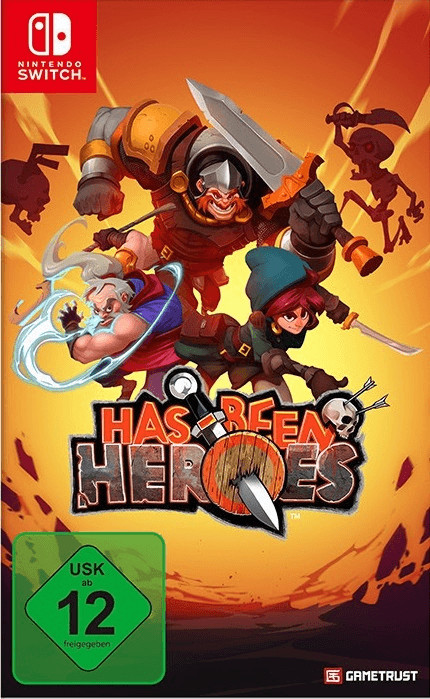 Has-been Heroes (Switch)