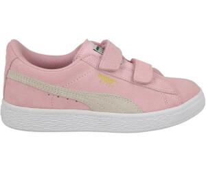 Puma Suede 2 Straps Baby pink ladypuma team gold ab 19,25