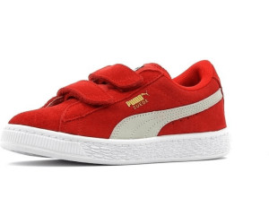 1bbc27e0cff Puma Suede 2 Straps Baby high risk red puma white ab € 31