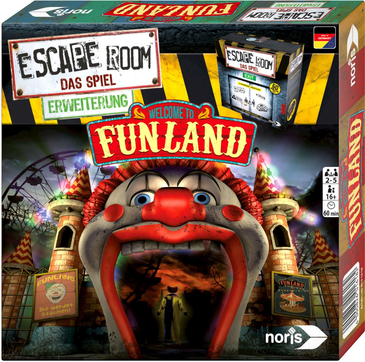 Noris Escape Room Funland (01618)