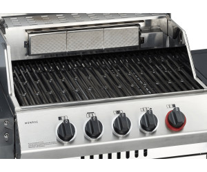Enders Gasgrill Simple Clean : Enders bbq gasgrill monroe sik turbo gas grill steak