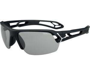 Cébé Sonnenbrille 'S'Track', L, matt schwarz Variochome