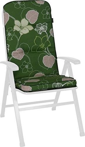 Angerer Exklusiv Sesselpolster hoch Meran grün
