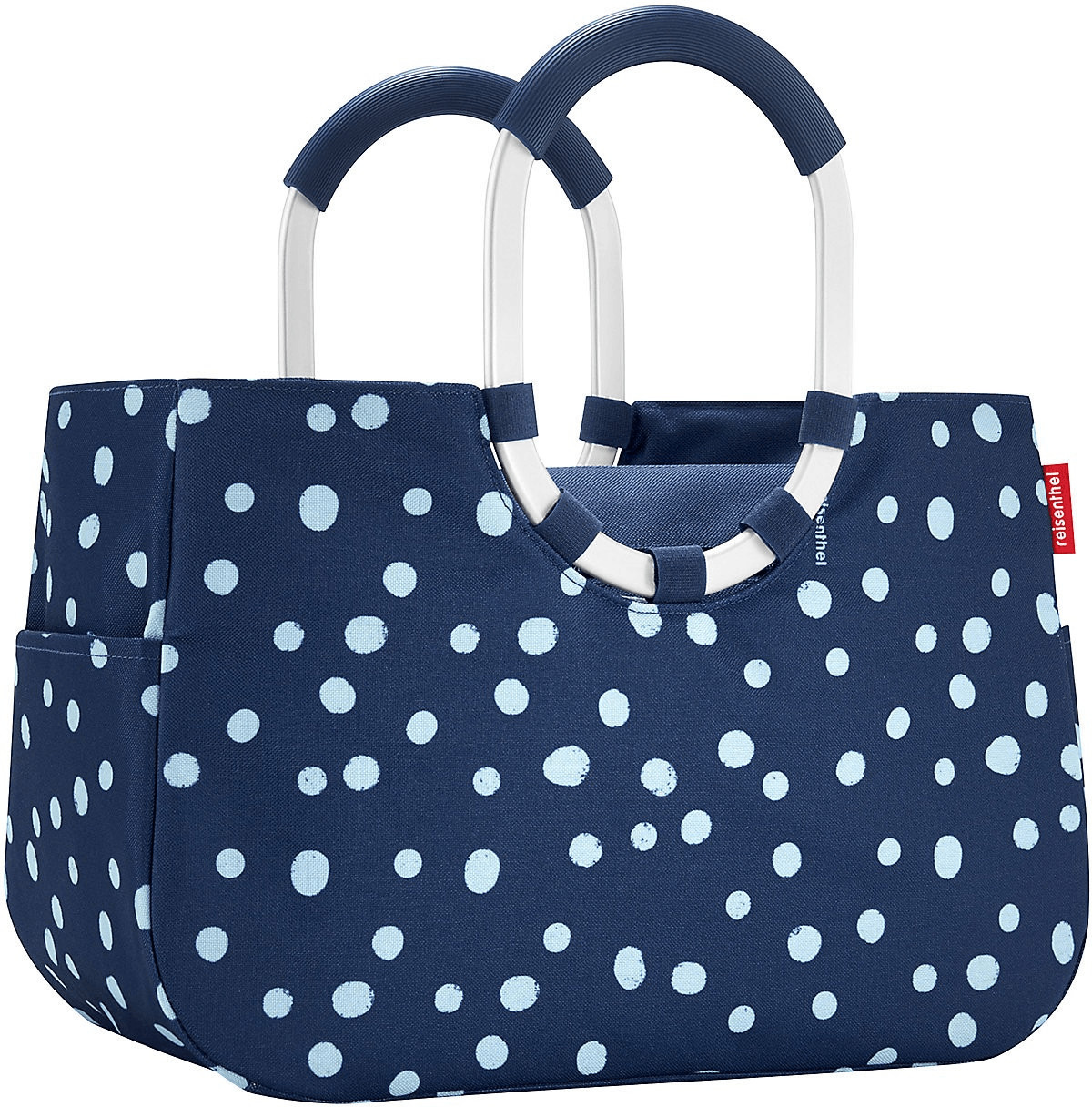 Reisenthel Loopshopper M spots navy